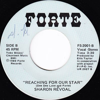 Sharon Revoal – Reachin For Our Star (Edit)