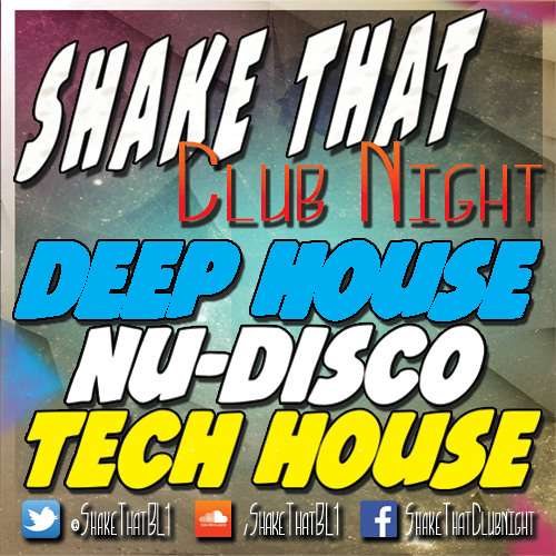 Shake That – Deep House Promo Mix